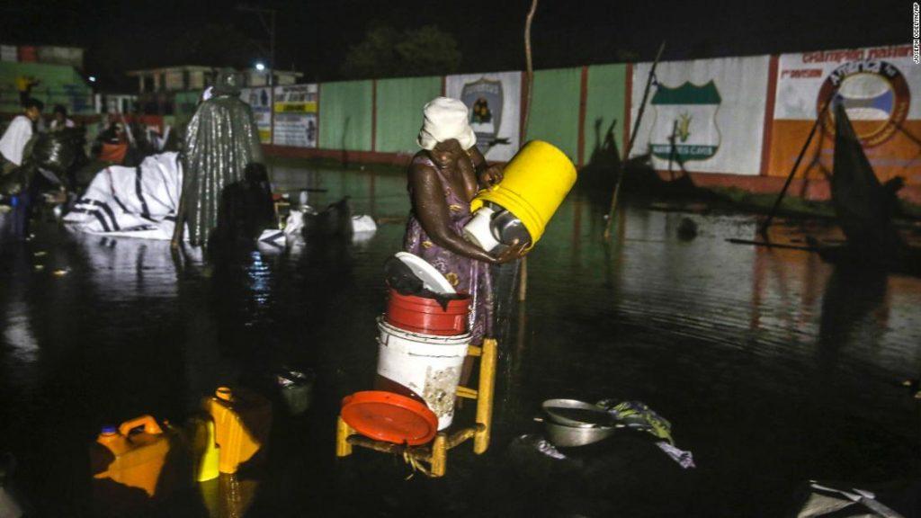 Hurricane Grace will hit Mexico twice