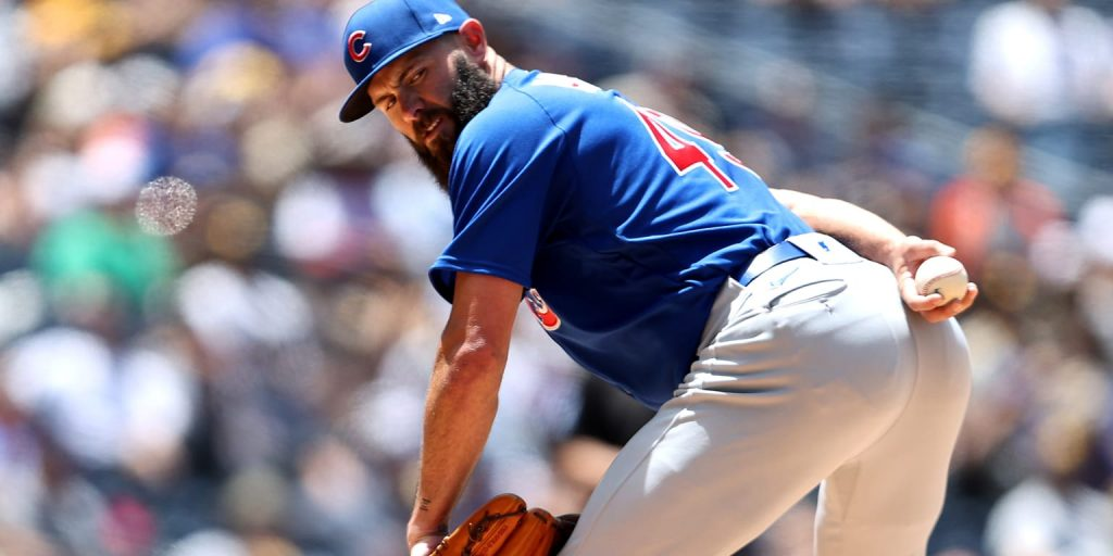 Jake signs Arrieta with SD Padres