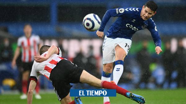 James Rodriguez can go to Porto, Luis Diaz, to Everton - international football - sports