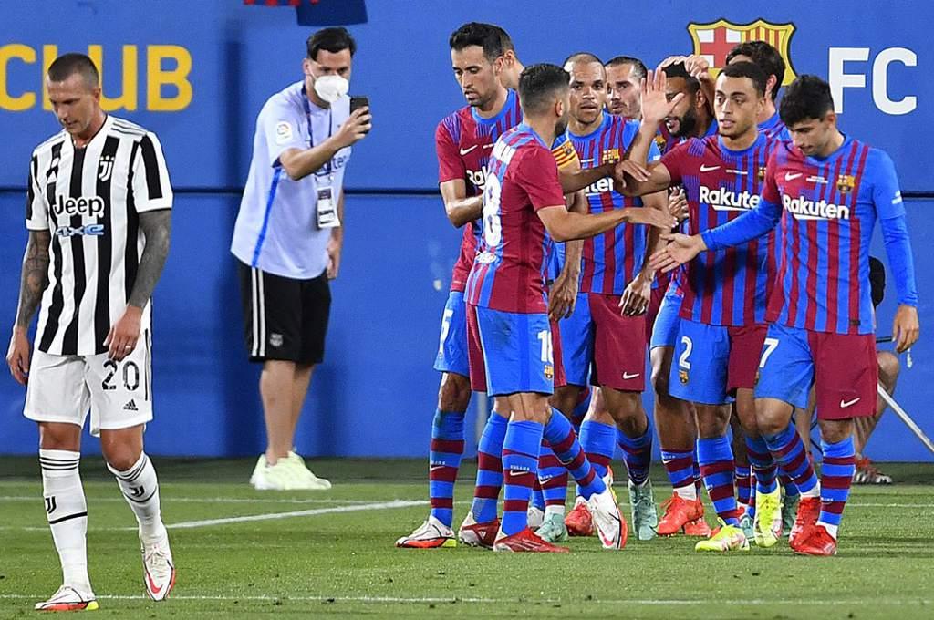 Live broadcast: Barcelona meets Juventus in the Joan Gamper Cup!  - ten