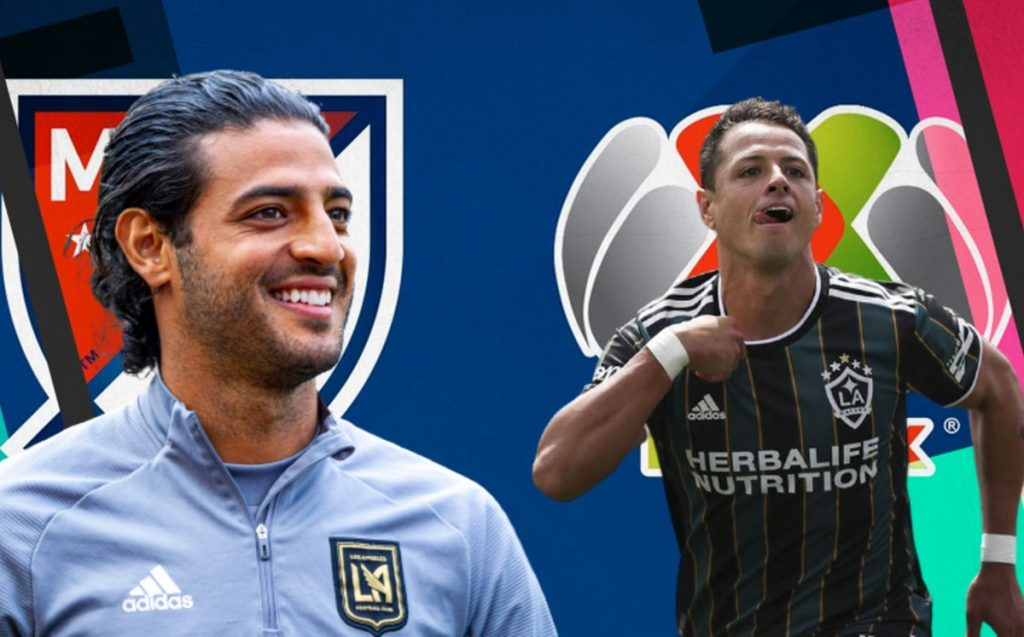 MLS: Chicharito and Vela, called up to All-Star Games vs Liga MX
