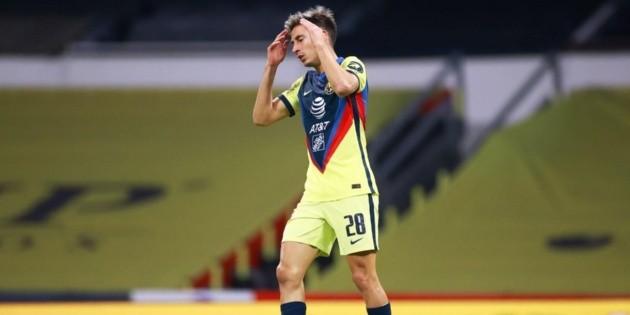 Mauro Linez asks Cruz Azul at Concachampions
