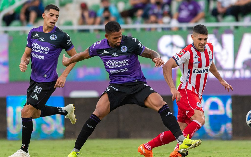 Mazatlan vs Atlético San Luis (2-2): a miracle equalizer in the last minute