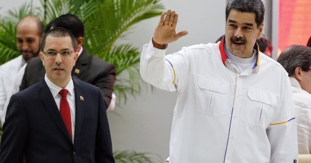 Nicolás Maduro dismissed Jorge Ariza from the post of Venezuelan Foreign Minister: he will be replaced by Felix Placencia
