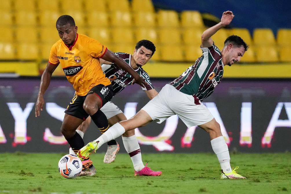 Oriverde newspaper: Barcelona is an intruder in the Copa Libertadores semi-final among the Brazilians    football    Sports