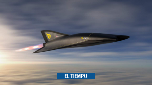 Photos: A supersonic aircraft developed by the US Air Force - people - culture