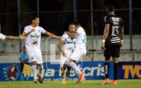 Platense of 'Primitivo' Maradiaga returned to the marathon and added his first win of the tournament