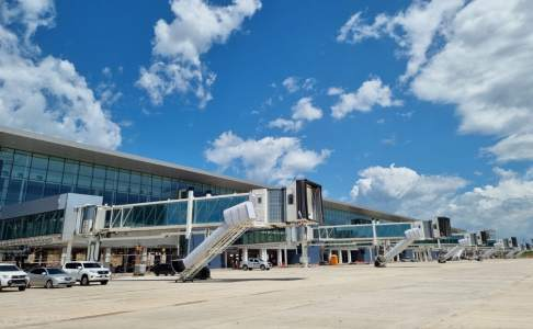 Porters, passengers and airlines with expectations for Palmerola's operability