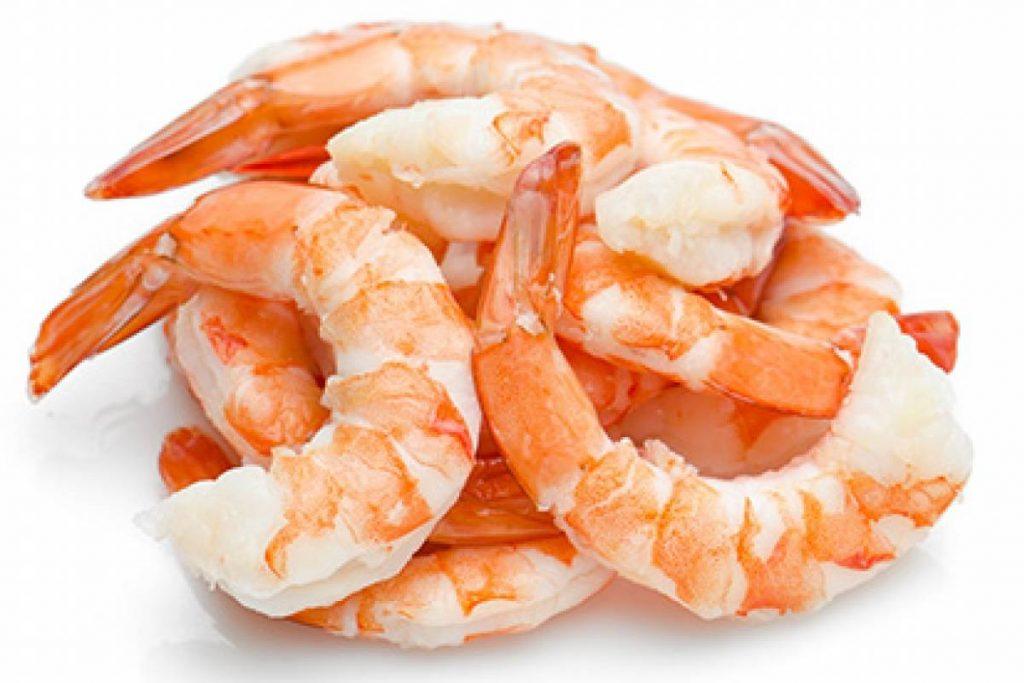 Salmonella outbreak in frozen shrimp of about 20 brands