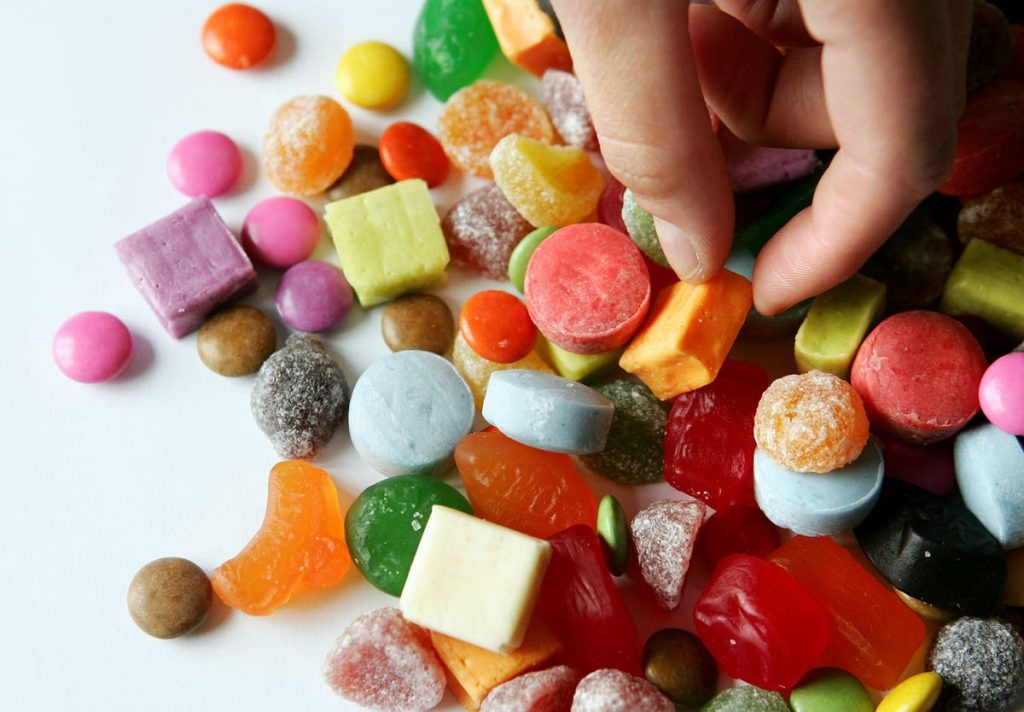 Scientists say removing candy from boxes will encourage healthy eating