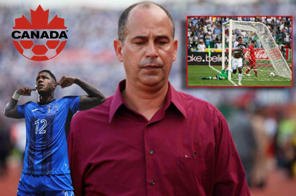 Stephen Hart, the Canadian coach for whom Honduras scored eight goals, warns: 'We have one of our best generations' - Ten