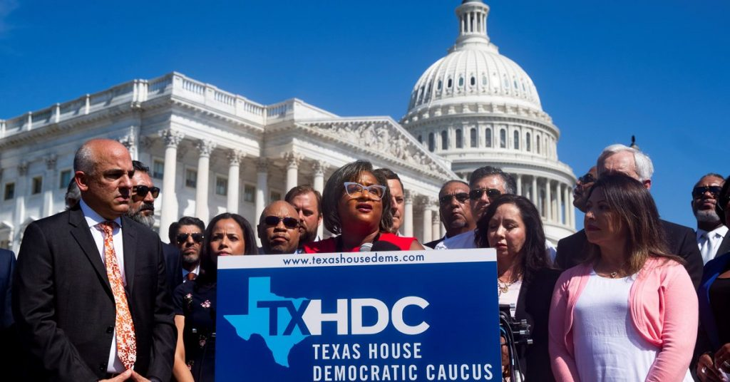 Texas Lower House Orders 52 Democrats Arrested for Breaking Demand for Blocking Law