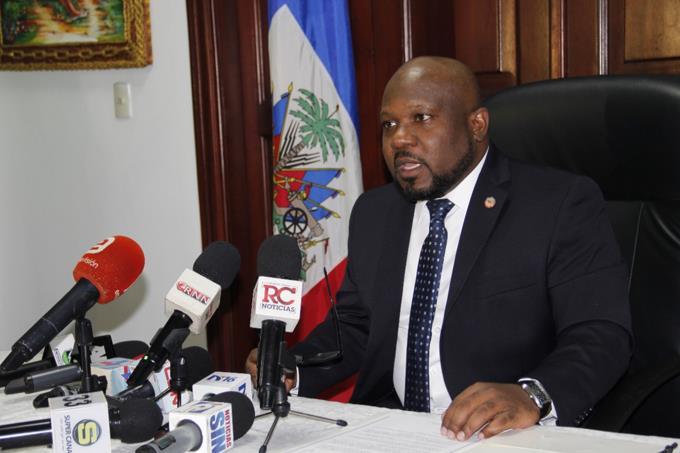 Embajador de Haití agradece el apoyo dado a su pueblo por el Gobierno dominicano tras el terremoto