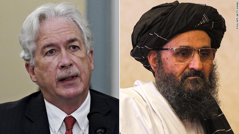 Taliban CIA