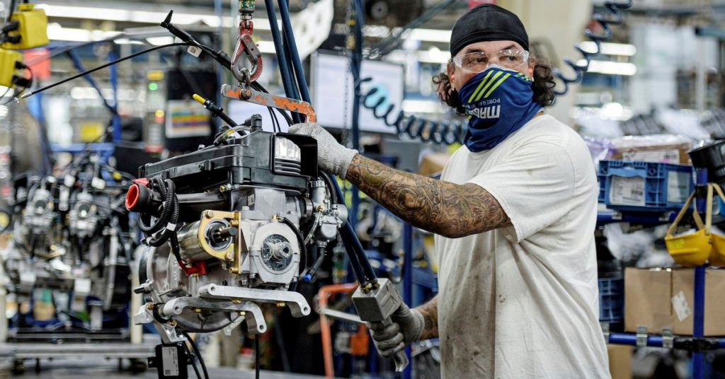 The US economy grew 6.6% in the second quarter and exceeded its pre-pandemic level