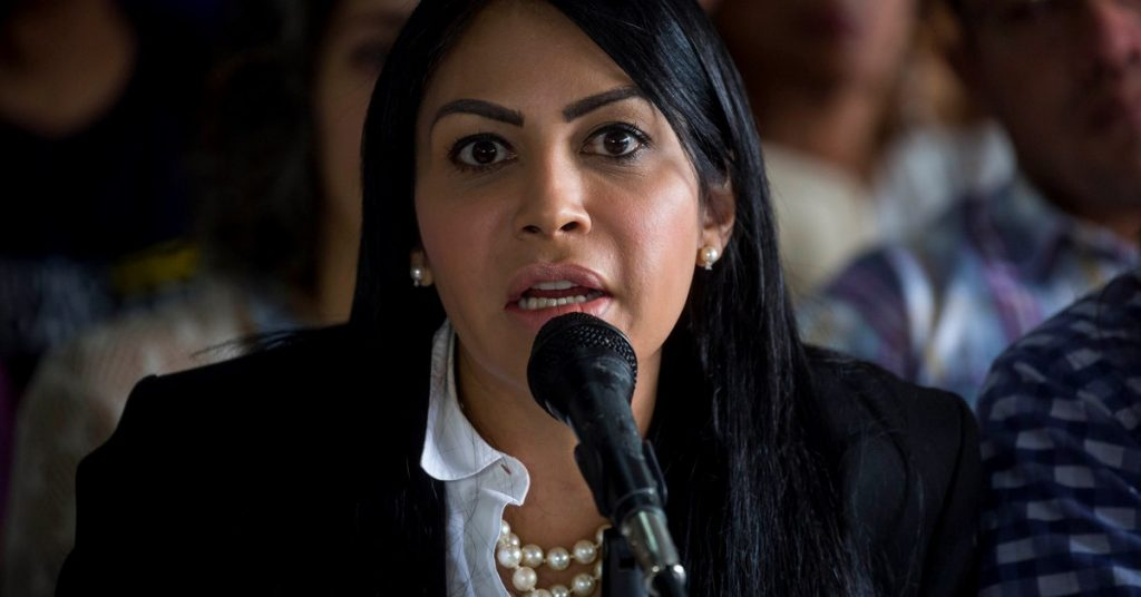 The Venezuelan opposition denounced the Maduro regime's ban on the IPU meeting with political prisoners