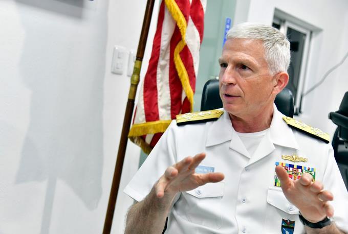 Jefe del Comando Sur de EE.UU. dice China busca puertos de aguas profundas en RD