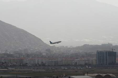 Video: Uzbekistan shoots down plane with Afghan soldiers on board fleeing Taliban
