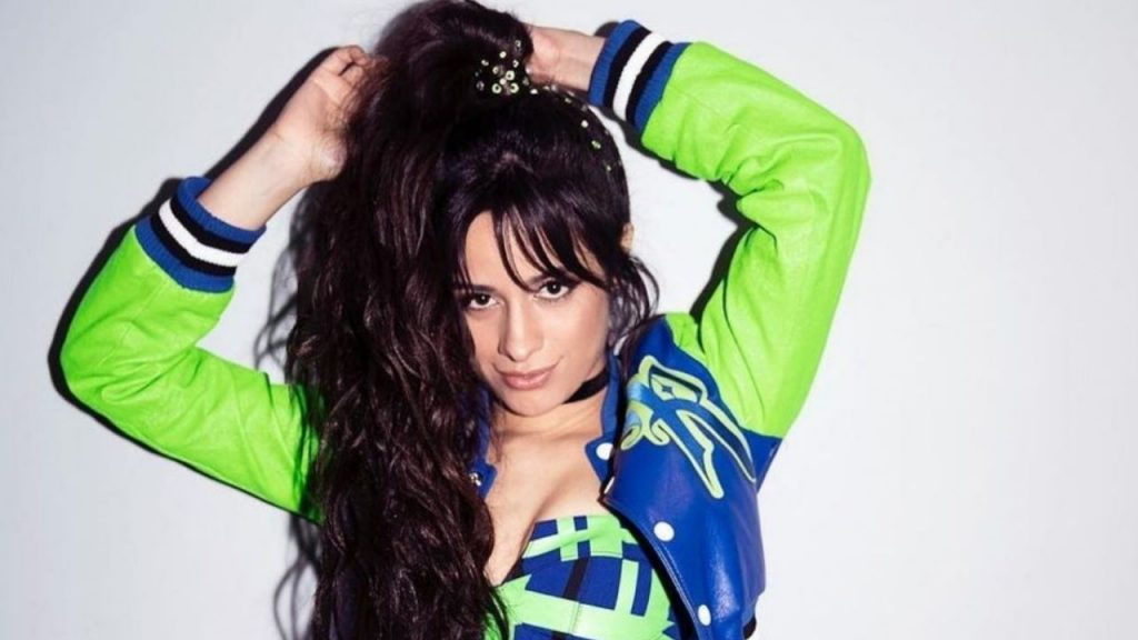 Where did Camila Cabello come from and where does she currently live?