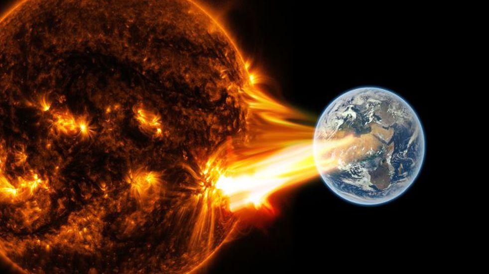 A major solar storm could leave the world offline for several weeks