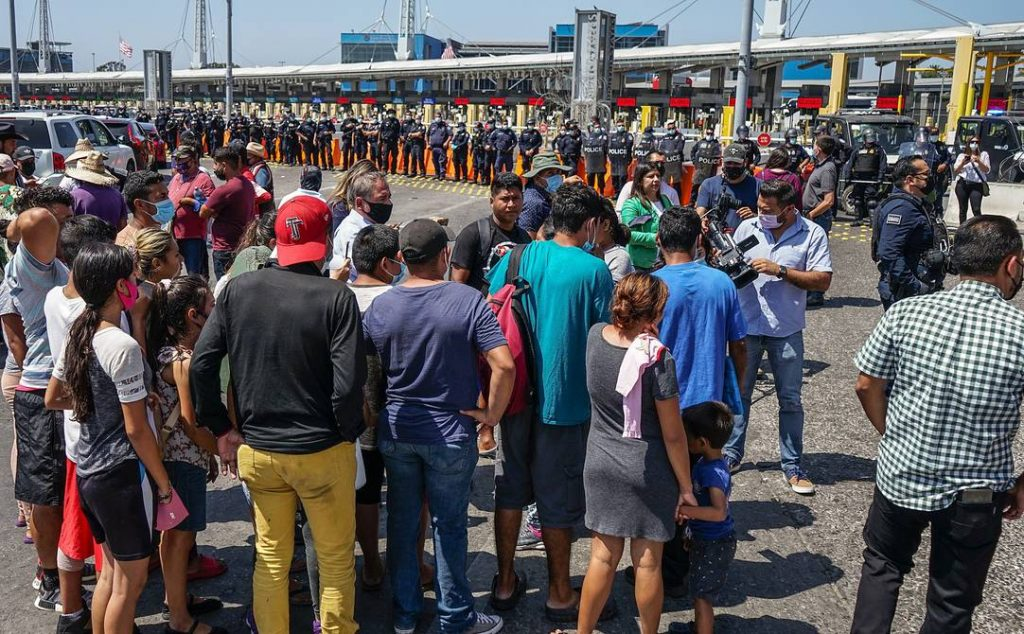 Migration experts say Ecuador is registering waves of migration to the United States for reasons similar to those that occurred in the late 1990s |  Ecuador |  News