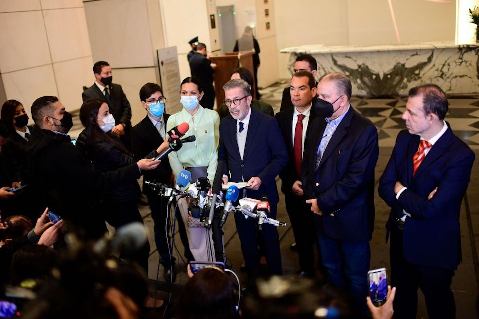 Norway announces two agreements between Maduro and the opposition