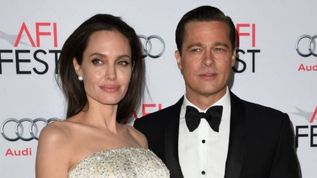 Angelina Jolie talks about how hard it is to file for divorce from Brad Pitt