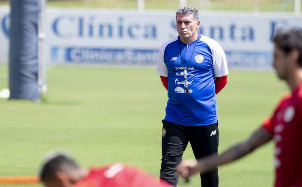 DT Costa Rica despised Mexico's hierarchy in CONCACAF