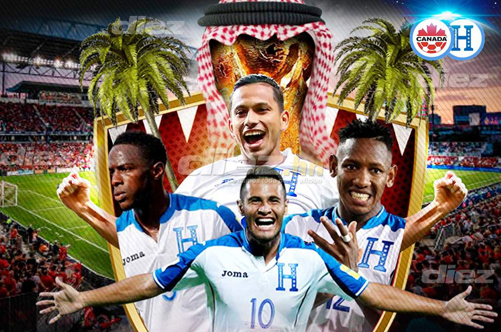 Honduras begins the dream of the World Cup in Canada!  Time, stadium and news in headline 11 - ten