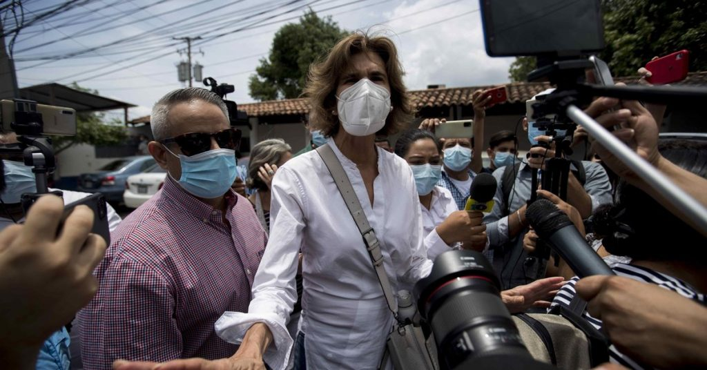 Persecution in Nicaragua: Presidential candidate Cristina Chamorro must face trial