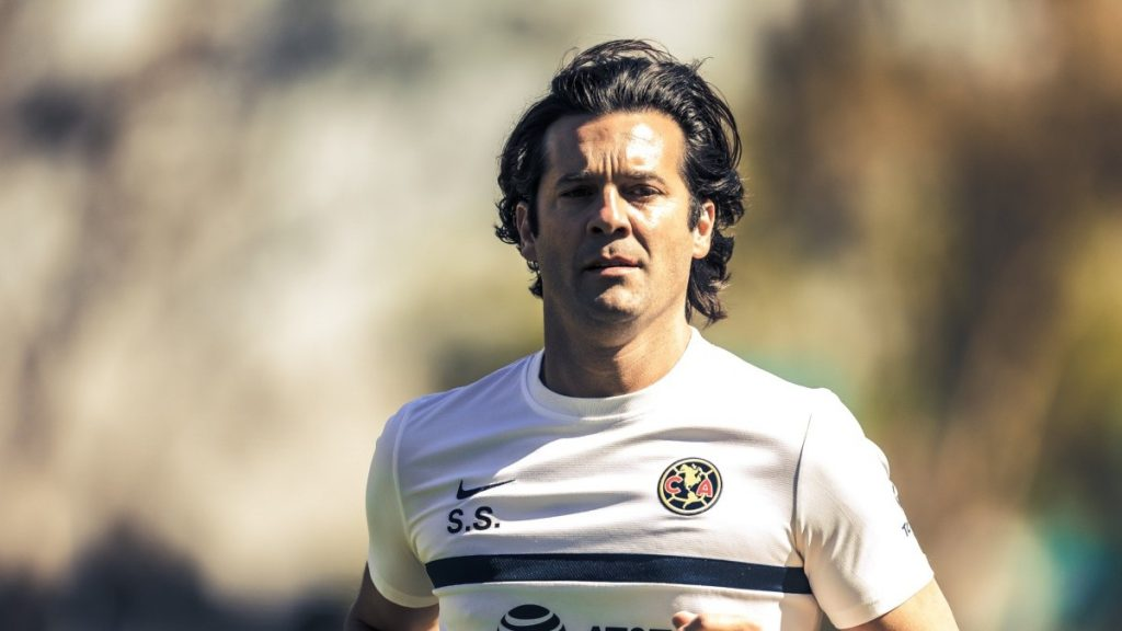 Santiago Solari is disappointed after receiving bad news at Club America