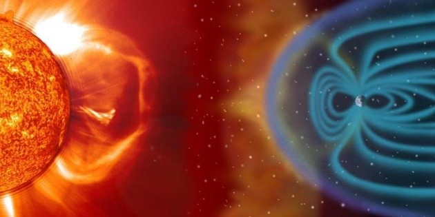 They warn of a geomagnetic storm that will affect the Earth