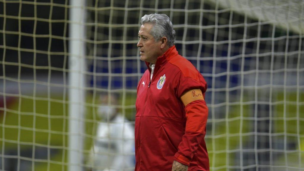 Victor Manuel Vucic is under the worst criticism from the legend of Chivas de Guadalajara