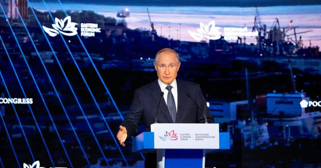 Vladimir Putin wants to launch the Arctic monitoring system before the end of the year