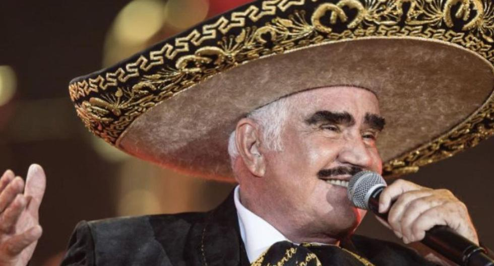 Vicente Fernandez: Anna Lily Arishiga, his alleged unrecognized daughter, applies to the singer |  celebrity |  Mexico |  Chica