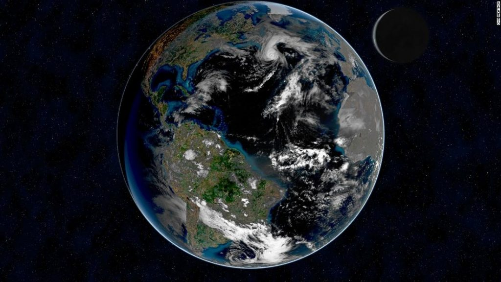 The Earth no longer reflects as much sunlight as it did in the past