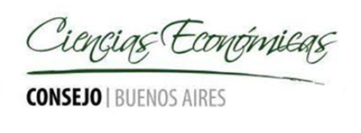 Economic Sciences Council, Avellaneda delegation, appointment at registrars meeting