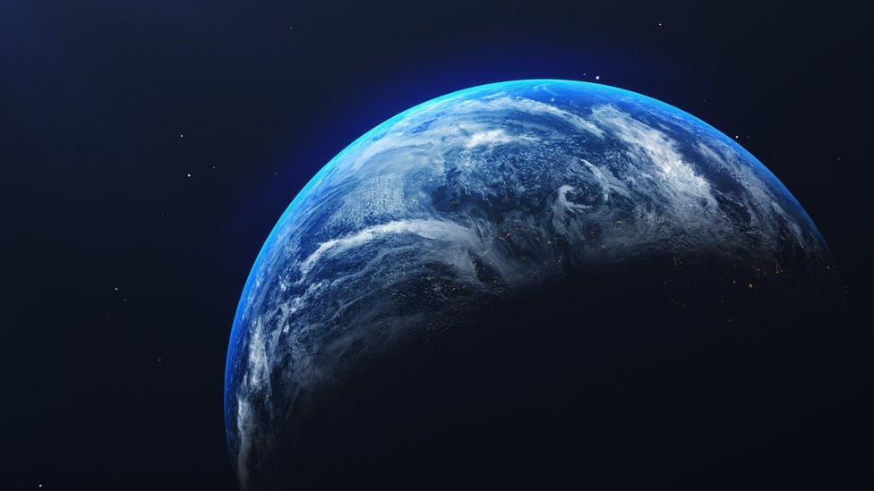 Why is the Earth's 'shine' lower in recent years?