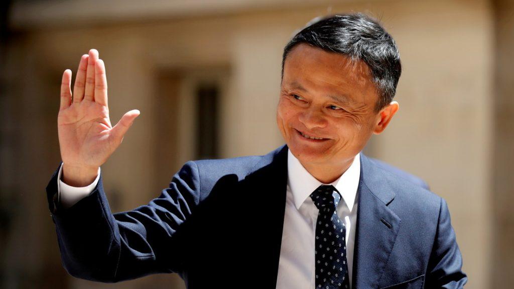 Jack Ma, el multimillonario y fundador de Alibaba, reaparece en Hong Kong