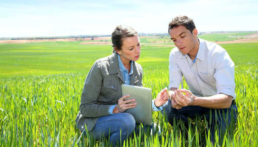 A leading company looking for talents in agricultural sciences