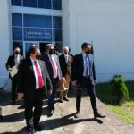 Federal authorities visit laboratories in the field of health sciences |  specialty education
