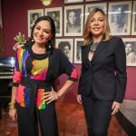 Alba Nidia Diaz and Sonia Valentine are betting on developing talent in production