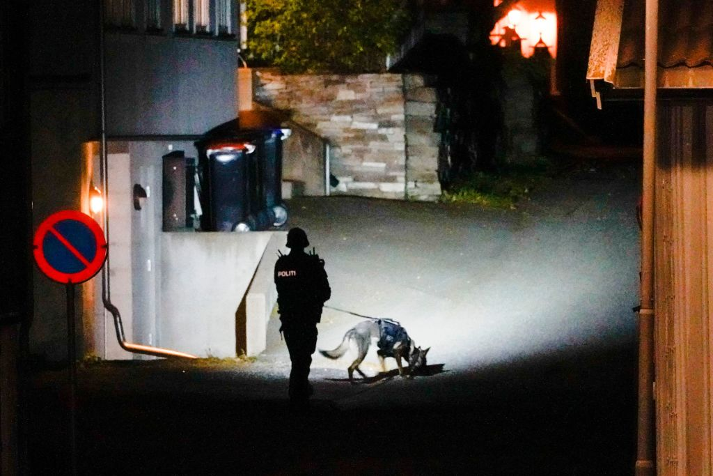Bow and arrow attack in Norway 'appears to be an act of terrorism'