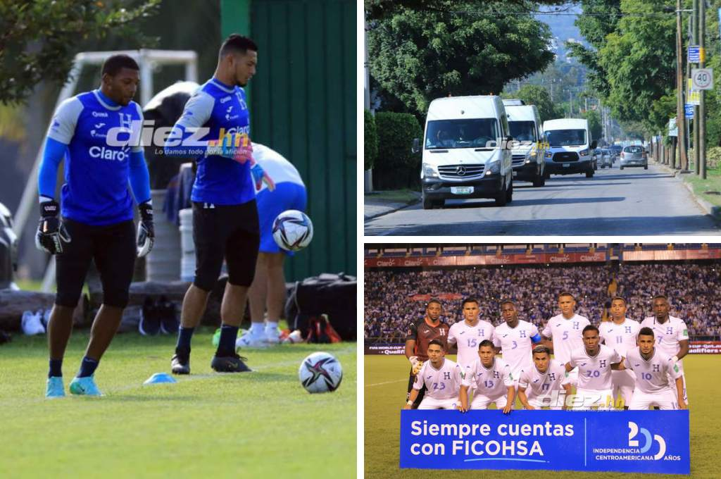 Crazy sunday!  Honduras has a tight schedule before facing Mexico in the Azteca Diez