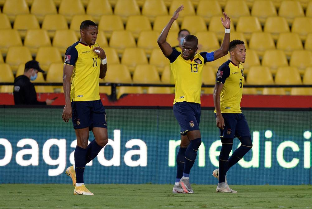 Ecuador visits Venezuela with the aim of winning to stay in the qualifying zone |  football |  Sports