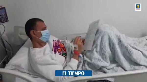 Emilio Tapia: He will be transferred to Bogota Modelo Prison - Investigation - Justice