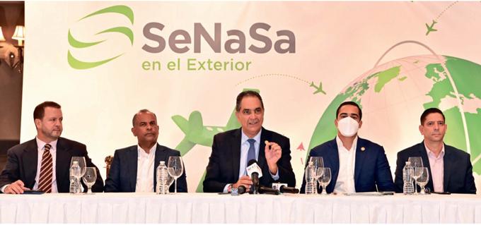 Enfermedades costosas serán cubiertas por Senasa a la diáspora dominicana en EEUU