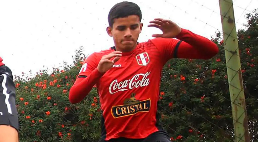 Gilmar Laura will replace Luis Advincula