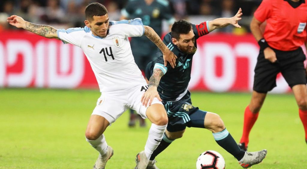 HERE TyC Sports LIVE FREE: Watch Argentina vs Uruguay Live Qualifiers Qatar 2022 Watch TyC Sport ONLINE online TyC Sports Play on Youtube Tycsports anytime you play South American Football Qualifier history broadcasting channel free aporogol futbollibre.net tyc sports live tvlibre Qualification Standings Qatar 2022    Sports