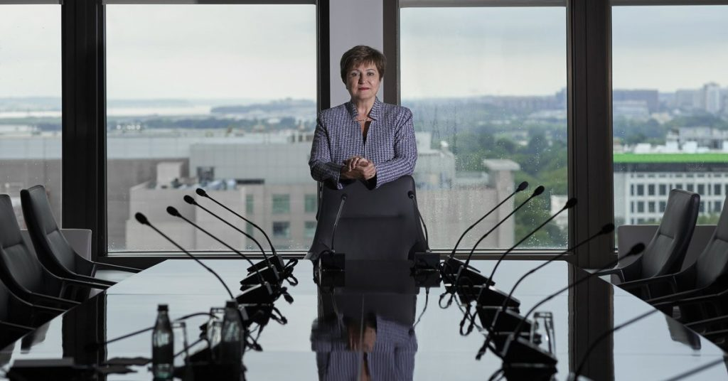 """IMF will decide """"very soon"""" if Kristalina Georgieva continues in office after scandal over her management at the World Bank"""